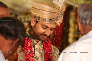 Bhavana and Sri Raghav Reddy Wedding Ceremony