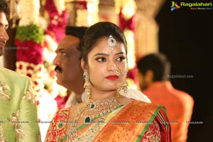 Bhavana and Sri Raghav Reddy Wedding Ceremony