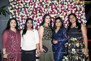 Shri & Bhavana's Wedding Party