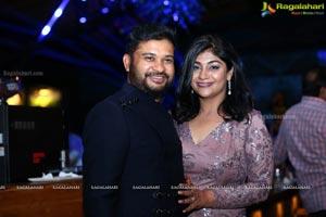 Shri & Bhavana's Wedding Party