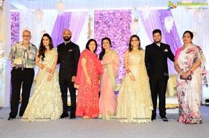 Wedding Reception of Kanak & Shan And Krishna & Lakshita
