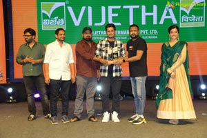 Bheeshma Thanks Meet at Vizag