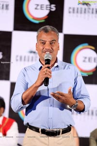Chadarangam Web Series Launch