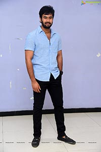 College Kumar Press Meet