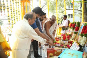 Naga Shaurya-East Coast Productions-Mahesh Koneru Film