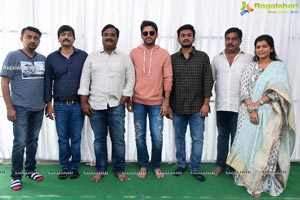 Nithiin, Merlapaka Gandhi and Sreshth Movies Film Muhurat