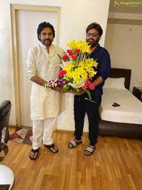 Pawan Kalyan Wishes Bheeshma Team