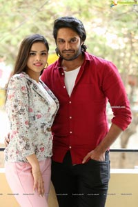 Raahu Movie Success Meet