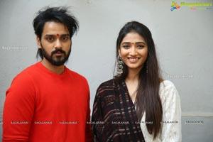 Sumanth Ashwin Priya Vadlamani Film Muhurat