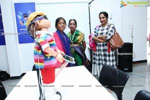 Pallavi AI Lab at Pallavi International School