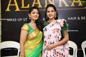Alankar Makeup Studio & Academy Opening