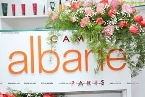 Camille Albane Paris Launch at Kavuri Hills