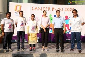 Q-City Cancer Run-2020