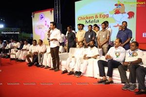 Chicken & Egg Mela at People's Plaza