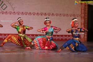 Chinmayi Nrityalaya Students' Kuchipudi Dance Performance