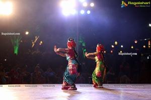 Chinmayi Nrityalaya Students' Kuchipudi Dance Performance