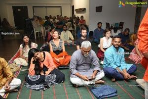 Concert by duo Azarak at Dhi Artspace