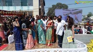 GV Mall Opening at Kothagudem