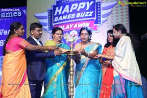 HappyGamesBuzz App Launch