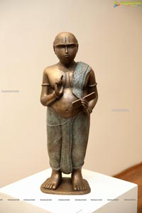 Kalakriti Art Gallery Bronzed - From Paint to Patina