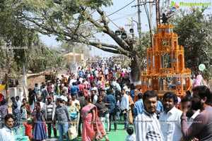 Maha Shivaratri Celebrations at Keesaragutta Temple