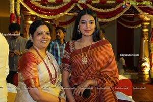 Kodi Ramakrishna's Youngest Daughter Pravallika weds Mahesh
