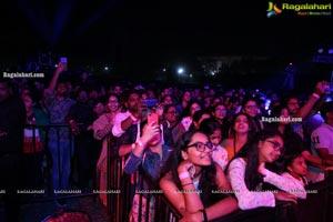 Sid Sriram Live In Concert,  Gachibowli Stadium