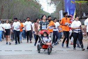 Run For Girl Child by Seva Bharathi