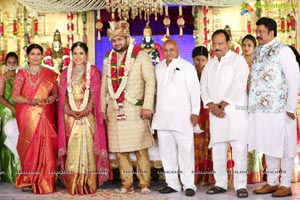Simran & Rishikesh Prasad's Wedding