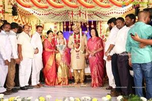 Simran & Rishikesh Prasad's Wedding