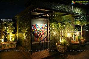The Back Door Cafe & Bar at Jubilee Hills