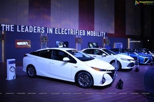 Toyota Showcases Upcoming Electric Cars