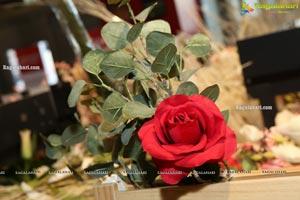 Bouquet making workshop at IKEA Hyderabad