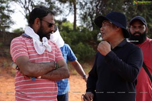 Narappa Movie Working Stills
