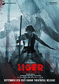 Liger Movie Release Date Poster