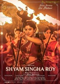 First Look Of Sai Pallavi From Nani's Shyam Singha Roy, English