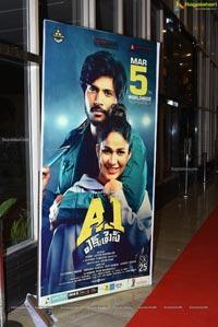A1 Express Movie Pre-Release Event