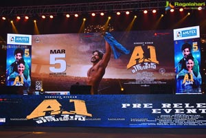 A1 Express Movie Pre-Release Event