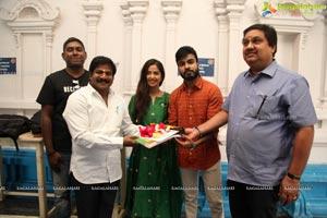 Avika Gor-Anurag's New Film Under Krishi Creations Pooja