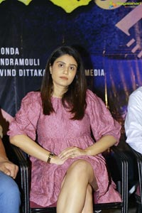 Kshana Kshanam Movie Trailer Launch Event