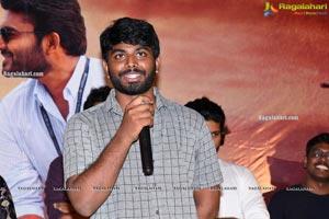 SR Kalynamandampam Movie Press Meet