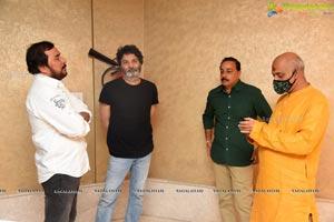 Sreekaram Movie Title Song Launch by Trivikram Srinivas
