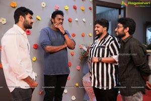 Brahmanandam, Rahul Vijay and Naresh Agastya-starrer Pooja