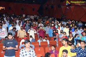 Uppena Movie Success Tour at Karimnagar Mamatha Cinemas