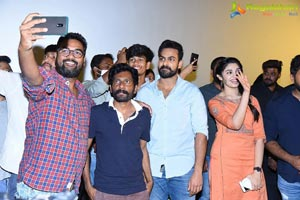 Uppena Movie Success Tour at Karimnagar Mamatha Cinemas