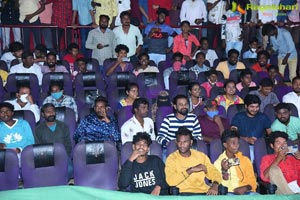 Uppena Movie Success Tours at Warangal Radhika Theater