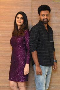 Jia Sharma, Uday Shankar Stills at Kshana Kshanam Event