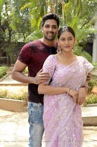 MAD Actors Madhav Chilukuri and Spandana Palli Stills