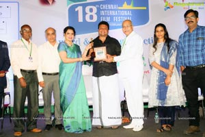 18th Chennai International Film Festival Draws to a Close
