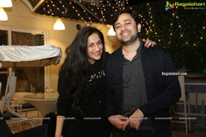 Arif Dadi & Family Welcome Dinner